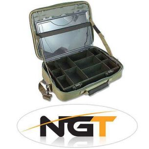 NGT Box Case Tackle Bag 611