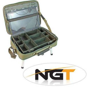 NGT Box Case Tackle Bag 612