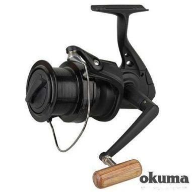 Mulineta Okuma Custom Black CB-6000