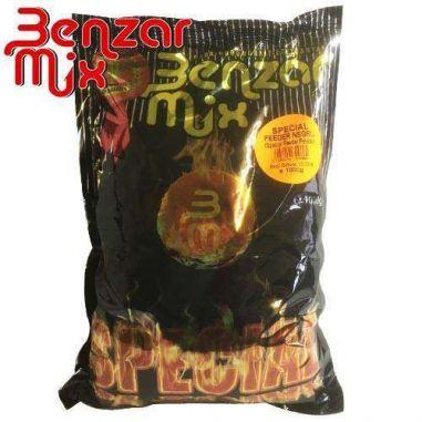 Nada Benzar Mix Special Feeder Negru 1kg