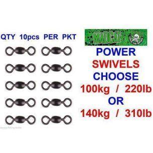 Vartej DAM Madcat Power 140kg (10buc)