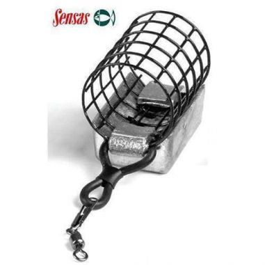 Sensas Feeder Tech Cage Elastic Medium 40g