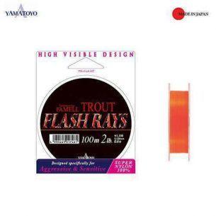 Yamatoyo Famell Trout Flash Rays 0.148mm 100m