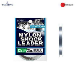 Yamatoyo Nylon Shock Leader 0.285mm 20m