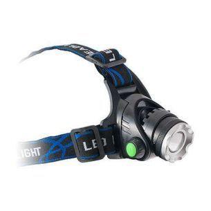 Lanterna Cap ET Outdoor Mercury 2000Lm 2 Acumulatori