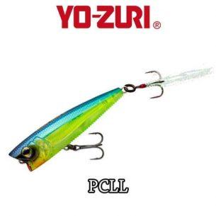Yo-Zuri 3DB Popper 7,5 CM Floating PCLL