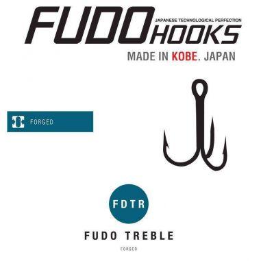 Ancore Fudo 2201BN (3buc) Nr.3/0