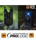Set 4 Avertizori Electronici Prologic R2L + Receiver