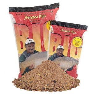 Nada Benzar Mix Big Series Crap-Caras 1kg