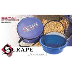 Set Bac Nada Colmic Scrape Feeder