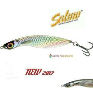 Salmo Wave Holo Bleak 9cm 24g