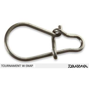 Agrafe Daiwa Tournament W Snap S (10buc)
