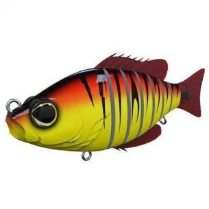 Biwaa Seven Section S4 Red Tiger 10cm 17g