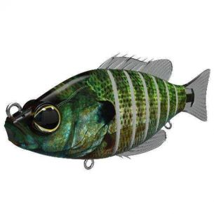Biwaa Seven Section S4 Blue Gill 10cm 17g