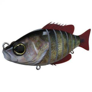 Biwaa Seven Section S4 Real Perch 13cm 34g