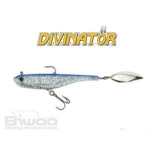 Biwaa Divinator Junior Blue Chrome 14cm 22g