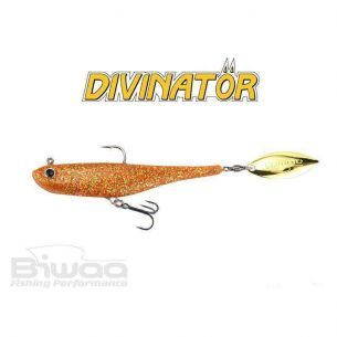 Biwaa Divinator Junior Orange Gold 14cm 22g
