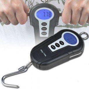 Cantar Digital cu Maner Rabatabil Carp Zoom 50kg
