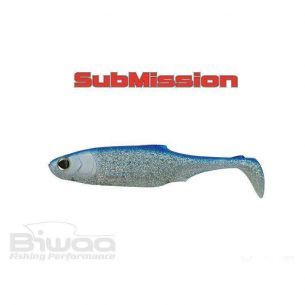 Biwaa Submission Blue Chrome 13cm 14g (3buc)