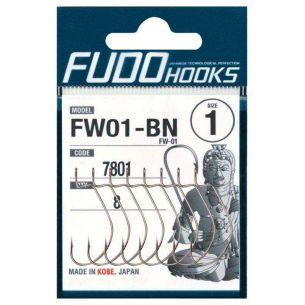 Carlige Offset Fudo FW01 Nr.6 12buc