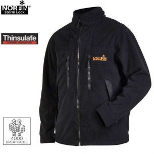 Jacheta Fleece Norfin Storm Lock XL