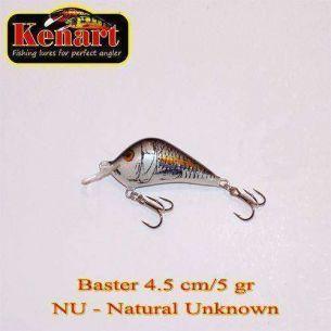 Vobler Kenart Baster Natural 4,5cm 5g
