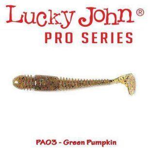 Tioga Green Pumpkin 8.6cm 3.9g (6buc)