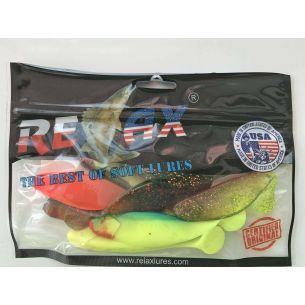 Shad Relax Shad Mix Pack 1 10cm (8buc)