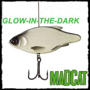 Madcat Inline Rattler Glow in the Dark 110g