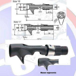 Mandrina Fuji Cast ACSM Nr.17-17mm