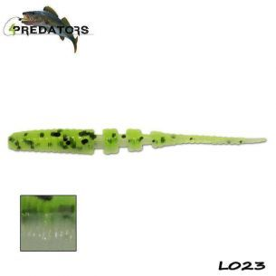 4Predator HD Light Single Tail 6cm L023 (15buc)