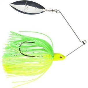 Daiwa Prorex Willow Spinner Green Chartreuse 7g