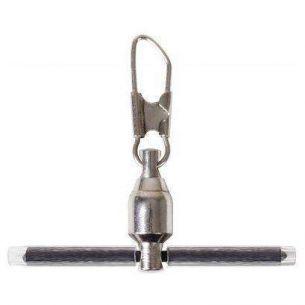 Sistem fixare pluta Match Cralusso Agrafa Metal Waggler 2buc