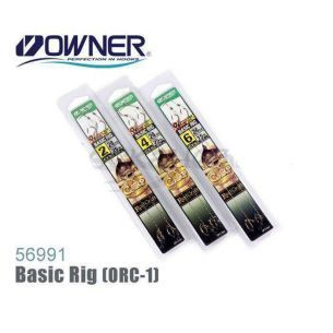 Montura Crap Owner 56991 Basic No.6 15lb (2buc)