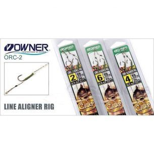 Montura Crap Owner 56992 Linealigner No.4 25lb
