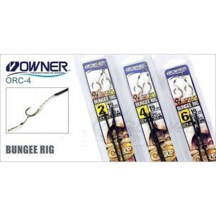 Montura Crap Owner 56994 Bungee No.6 15lb