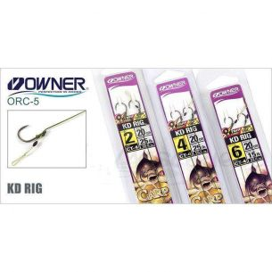 Montura Crap Owner 56995 KD No.4 25lb
