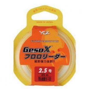 Fir YGK Geso-X FluoroLeader 0.28mm 25m