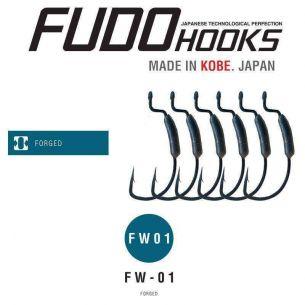Carlig Fudo Offset FW-01 Lestat 5/0 5g (5buc)