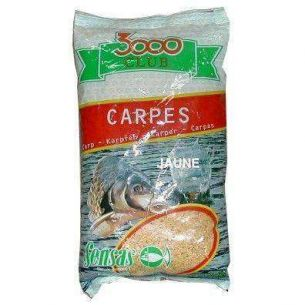 Sensas 3000 Club Carp Big Fish Jaune Galbena 1kg