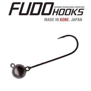 Jig Articulat Fudo Worm SSB Nr.5/0 40g (3buc)