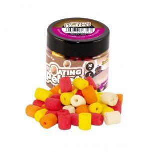 Benzar Mix Floating Pellet Tutti Fruti 7mm 30g