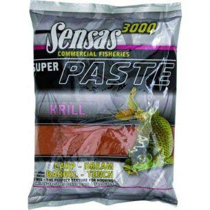 Sensas Pasta Krill Sensas Commercial 3000 600g
