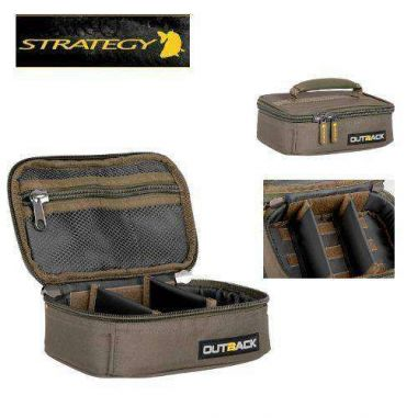 Trusa Strategy Outback Lead Pouch 21x13.5x7.5cm
