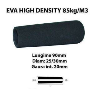 Grip Conic EVA Pentru Maner Lansete25/30x90mm Int 20mm