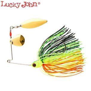 Spinnerbait Lucky John Shock Blade 003 10g