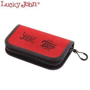 Portofel Naluci Lucky John Area Trout Game 12cmx8cm