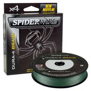 Spiderwire Dura 4 Green 0.10mm 150m