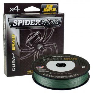 Spiderwire Dura 4 Green 0.12mm 150m