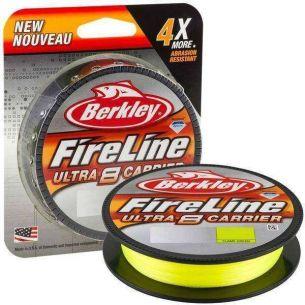 Fir Textil Berkley Fireline Ultra 8 Verde Fluo 0.17mm 150m